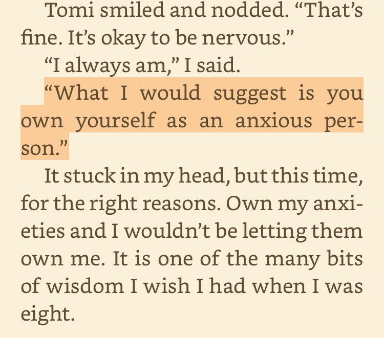 This line hit me right in the gut. Just what I needed to read right now. #whereaminow @MaraWilson https://t.co/RW9vY0jb0N