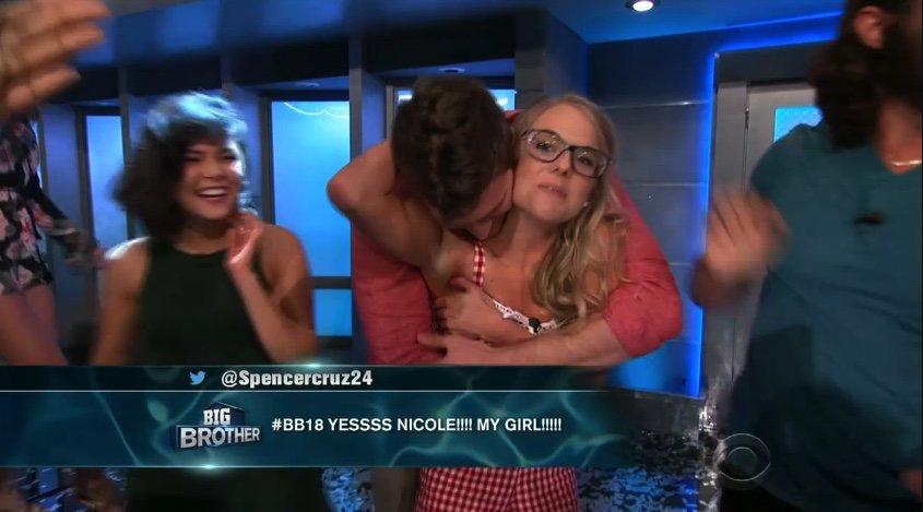 Nicole reunites with Corey https://t.co/qJl0Oz9xiL