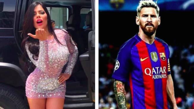 RT @AS_TikitakAS: Miss Bumbum insiste con Messi con su foto más provocativa https://t.co/pTqESPaCBg https://t.co/XsNbJ1Ss2G