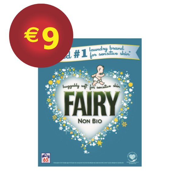 Fairy Non Bio Powder  65 Wash https://t.co/0XJ0DNeSER