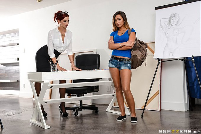 "1 pic. #NewZZ  @JaydenCole  & @juicyjaye_xo in ""The New Model""  https://t.co/50DjatPCOy #HotAndMean https://t"