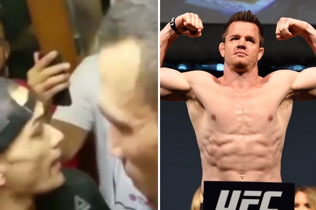 UFC star injured as lift packed with MMA fighters plunges three storeys after cable snaps https://t.co/8q8e4FIgQz https://t.co/w9g2C3Kbon