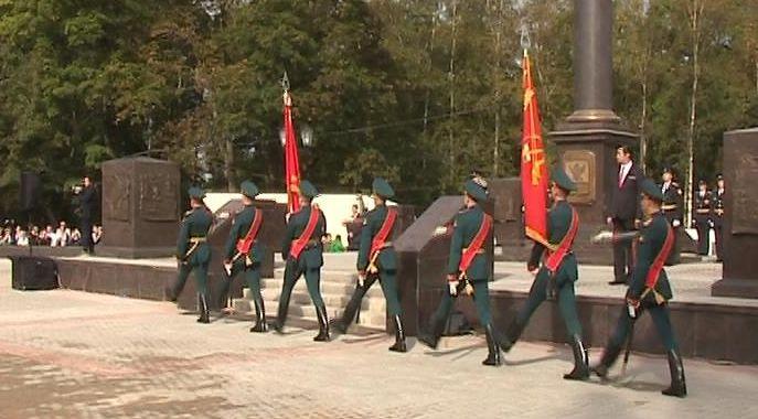 Ещё 5 городов стали городами воинской славы старая русса, петрозаводск, грозный