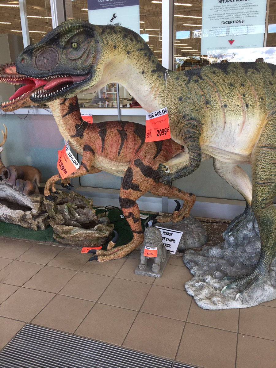 LOOK WHAT THEYRE SELLING AT CANADIAN TIRE FOR TWO THOUSAND BUCKS https://t.co/gx2D2DAaXx