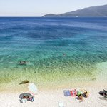 Image of kefalonia from Twitter