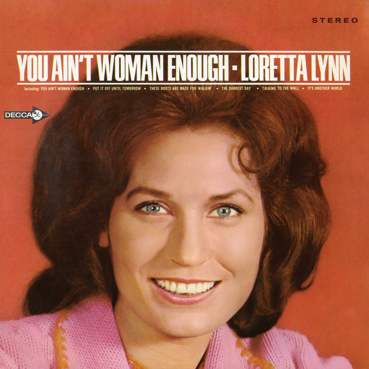 Today marks the 50th anniversary of 'You Ain't Woman Enough.' Share your favorite song! https://t.co/SqyO8psRt2 https://t.co/7dKKHNLqg4
