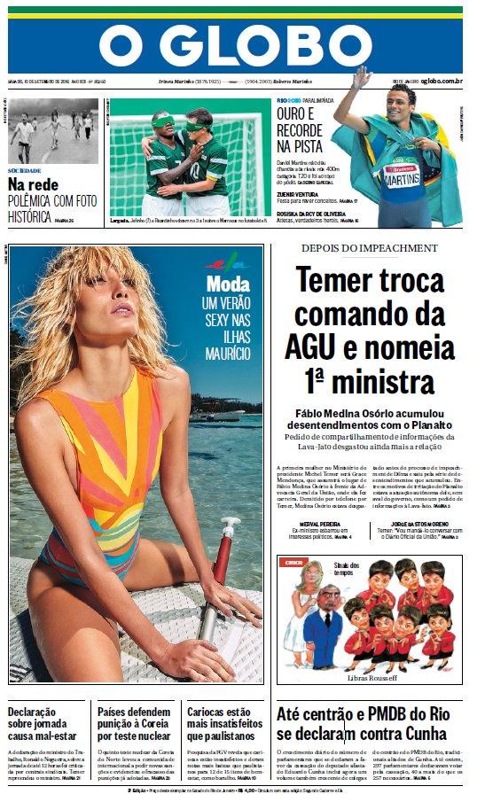 Μας πολεμούν και οι Μεσογειακές Εφημερίδες! Ξέχασαν να βάλουν στο εξώφυλλο τη σύνοδο οι κερατάδες! https://t.co/NKEcFz5uGv