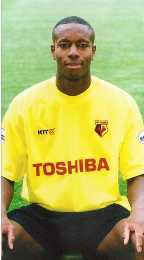 Today marks the 10th anniversary of the death of our striker Simon Patterson. Rest in peace Simon