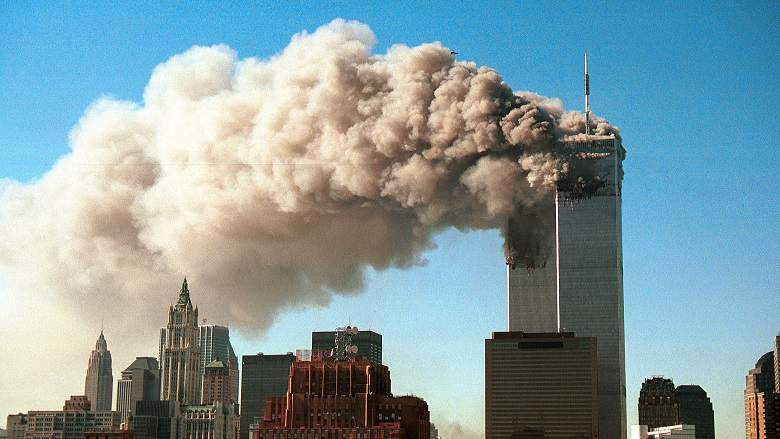 In memory of 9/11 - to those who lost their lives and those who gave their lives to help others. #TwinTowers #911Day https://t.co/SHhj4pHEsI