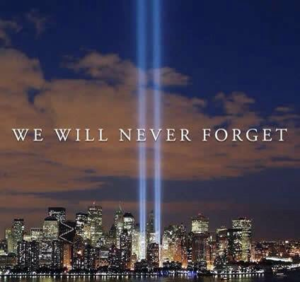 Heavy hearted this am.  God bless the families & friends of 9-11!  And may God bless America! https://t.co/xgZesFgAXG