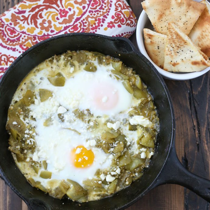 It's all about skillet recipes for #SundaySupper - how about trying a Hatch Chile Shakshuka? https://t.co/Ul5nVFe8On https://t.co/AskbjlGC2W