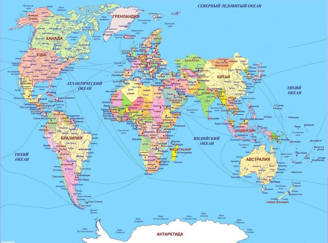 Где находится страна мир