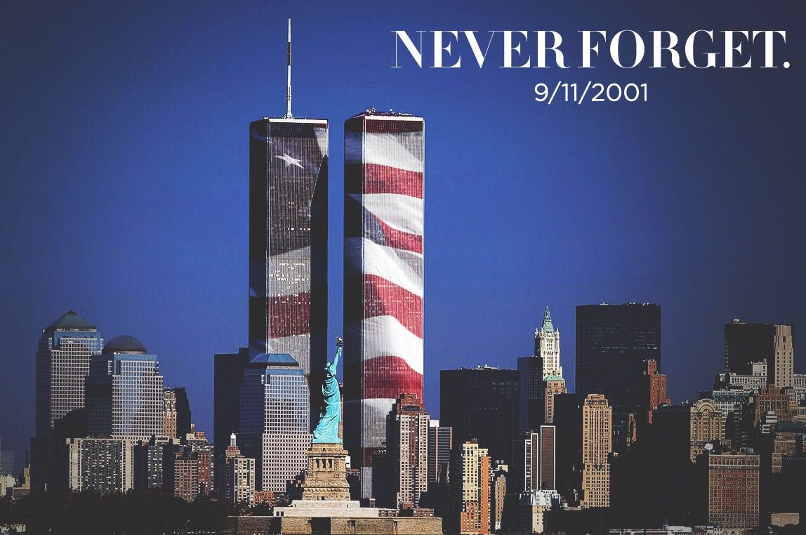 While time heals some wounds, it also affixes In our lives certain moments to never forget.  #911 #nyc #usa