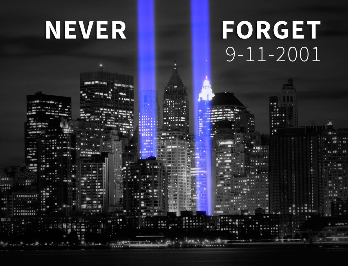 Smith & Wesson remembers Sept 11th, 2001. #NeverForget (Image used courtesy of U.S. Air Force photo by Denise Gould) https://t.co/xAOqZXygIb