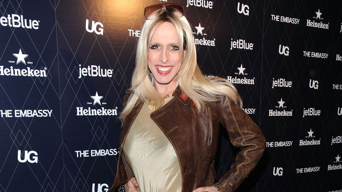 RIP Alexis Arquette Pulp Fiction And The Wedding Singer Actress T