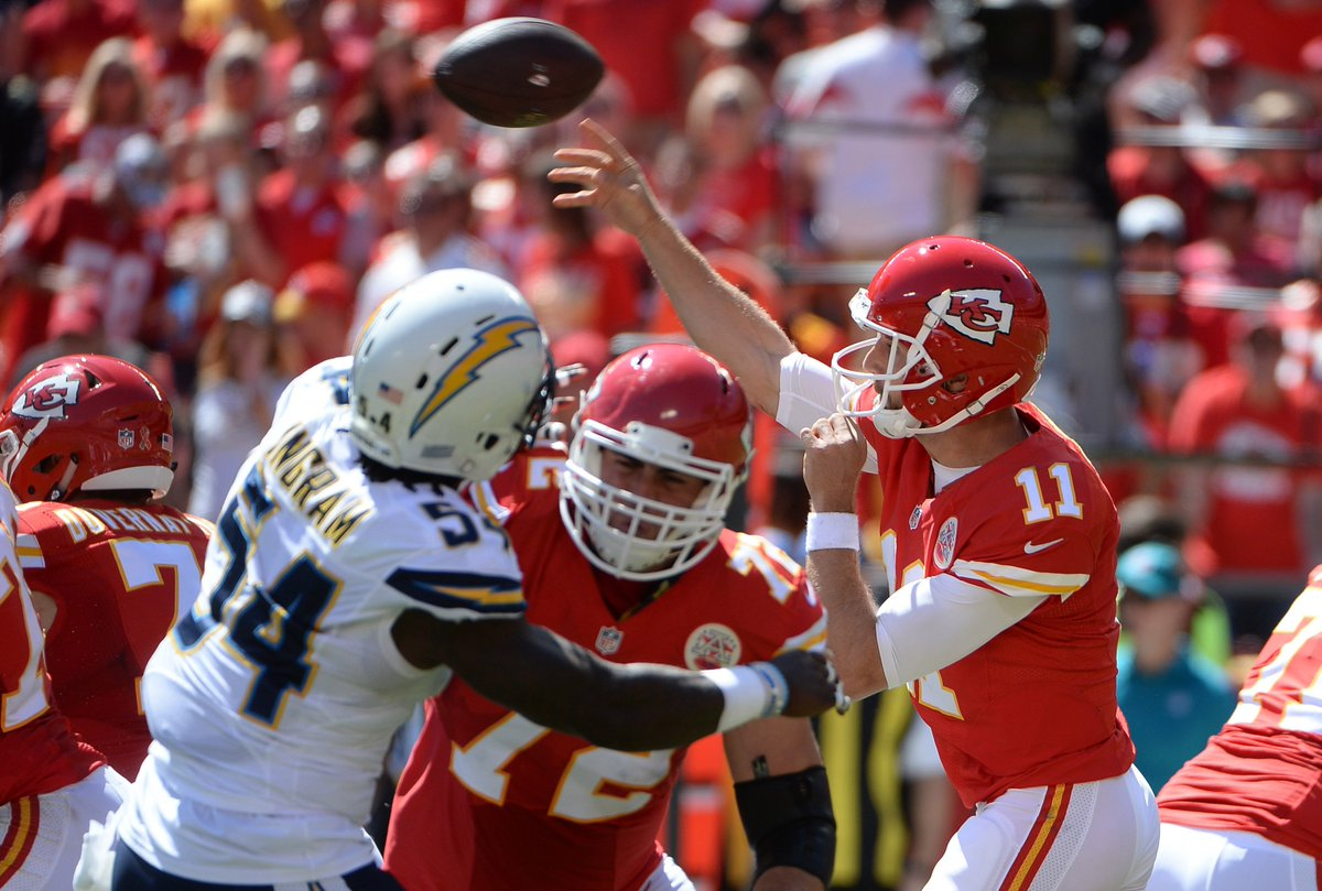 The #Chiefs had a 1% chance of winning after the #Chargers went up 24-3 in the 3rd https://t.co/sRgL1YAfHH https://t.co/heiXcikDw1