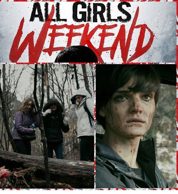 """""""All Girls Weekend"""" is now available on DVD.It's also on video on demand,iTunes, Google play,etc https://t.co/x11BxymrGd"""