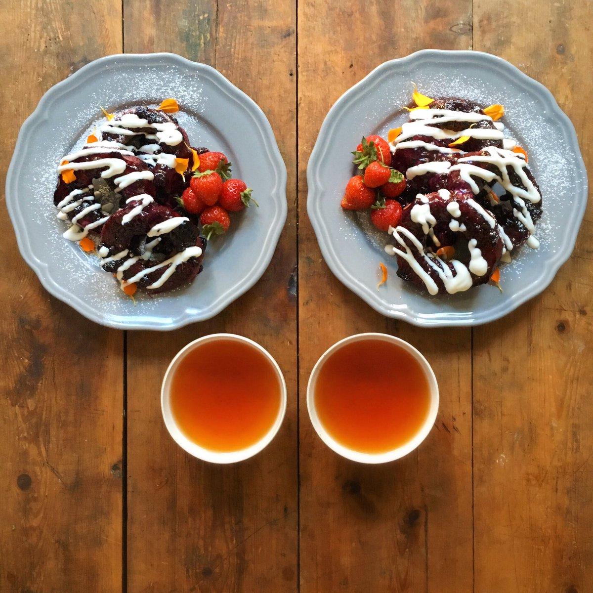 RT @symmetry_fast: Blueberry Breakfast Doughnuts from @jamieoliver's new book #FamilySuperFood ???????????? https://t.co/WVvdtae0GV