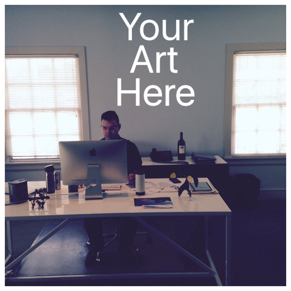 ATTN TULSA ARTISTS: Our new director wants to show your work in his office. Details here: https://t.co/gUTHtdrKXo https://t.co/sXelSy6tvV