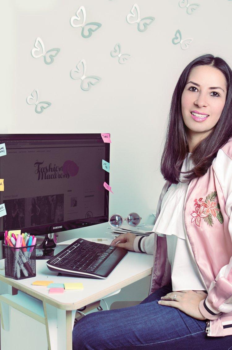 DIY Escritorio Blogger