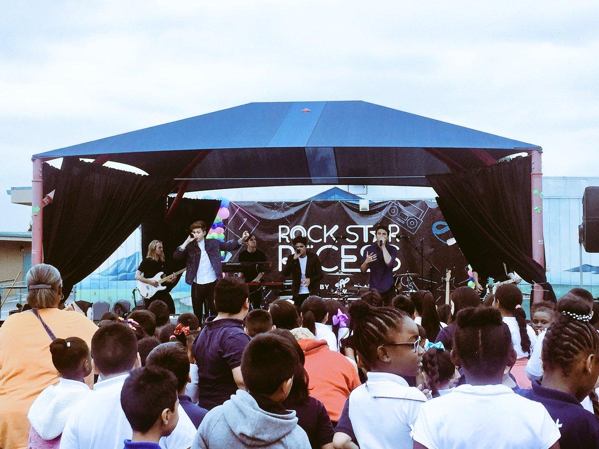 We're launching #RockStarRecess with @OfficialFIYM!! Learn more: https://t.co/ClIBjDeCCV https://t.co/5FWRMhDqKR