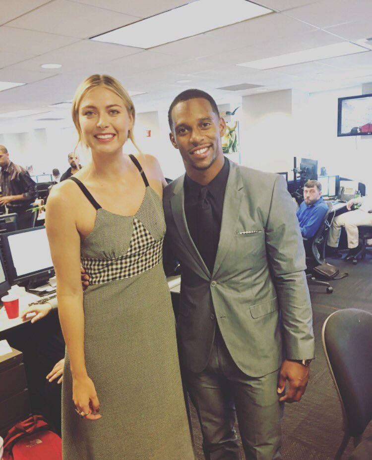 With @TeamVic at #BGCCharityDay https://t.co/aGdLrSCSNO