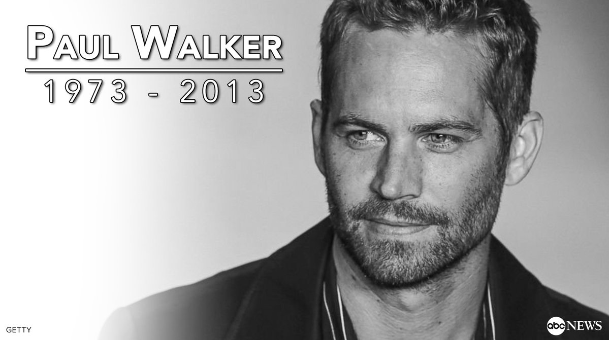 Paul Walker would have turned 43 today #RIP https://t.co/or9KHN4Zu2