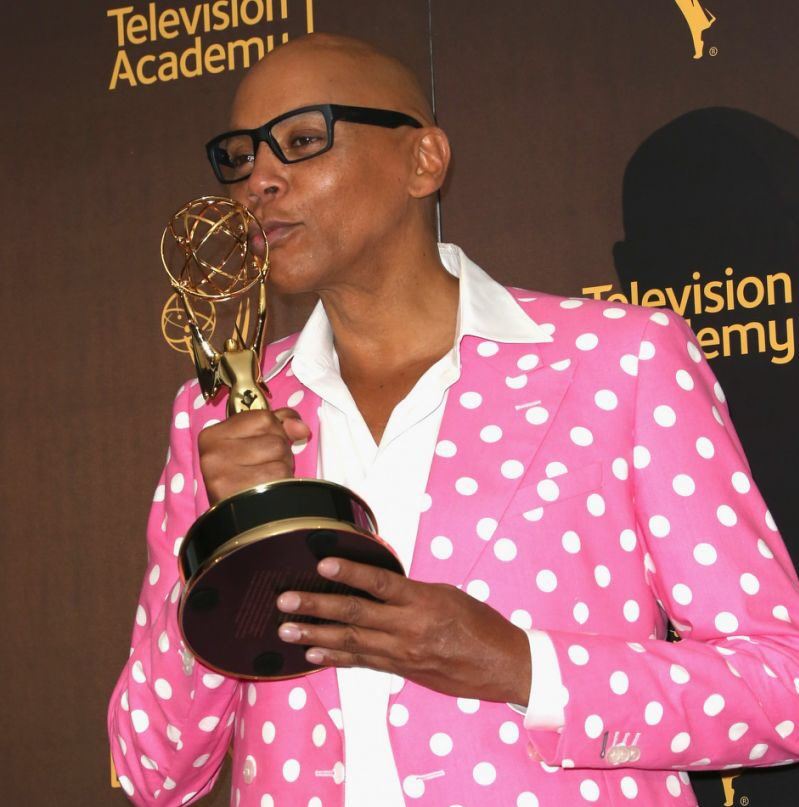 ConDRAGulations to RuPaul @RuPaul for his well deserved Emmy win. You are an inspiration to millions. #RuPaul #Legit https://t.co/9yVn68DMSw