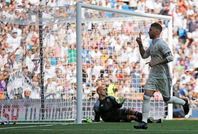 adidas presentará a Sergio Ramos en febrero