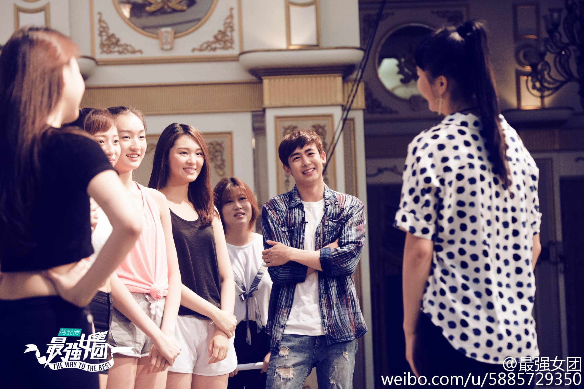 [STREAM] 160911 The Strongest Girl Group / 最强女团 EP12 (Nichkhun) https://t.co/kIOPAbkyHS https://t.co/qhxdFXeCLL