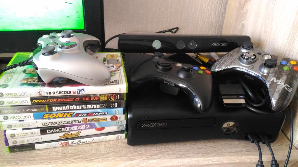 Xbox 360 прошивка