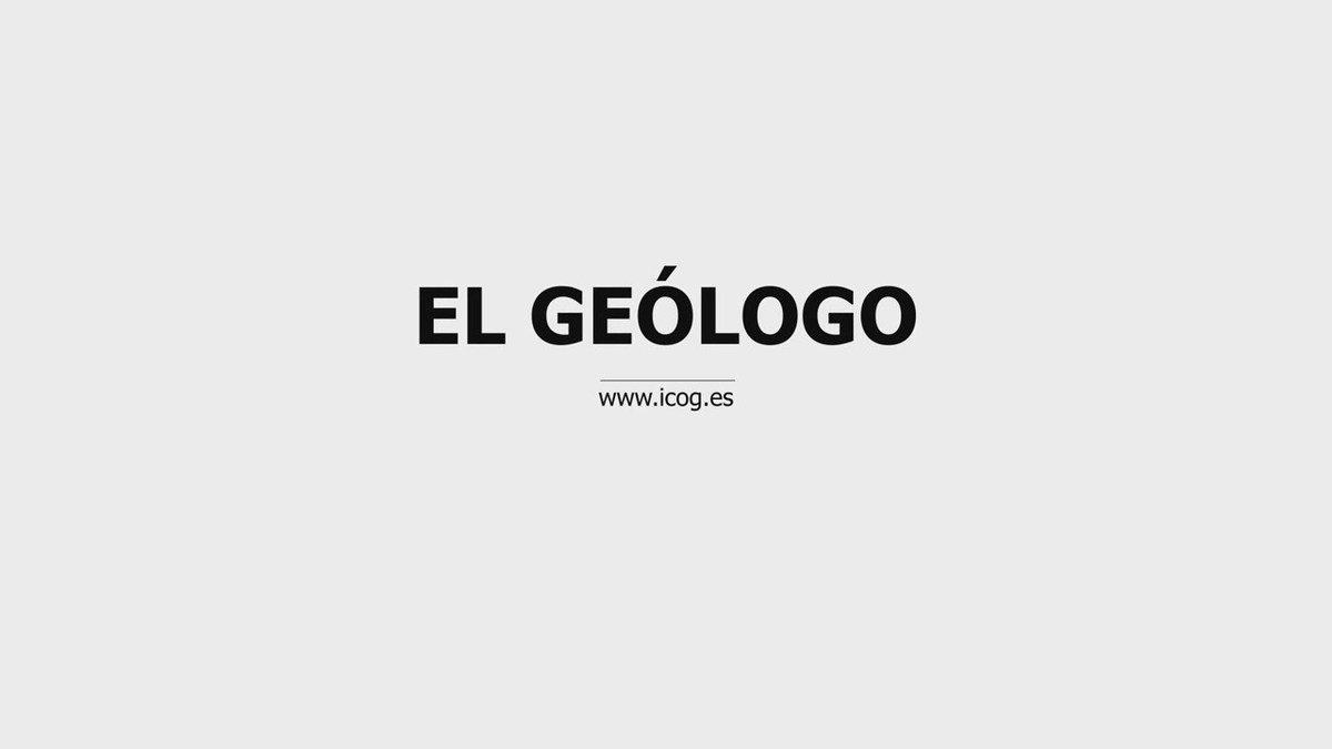 EL GEÓLOGO | La Geología es una profesión que requiere conocimiento científico y técnico, experiencia y buen juicio. https://t.co/qSbpNkf95P