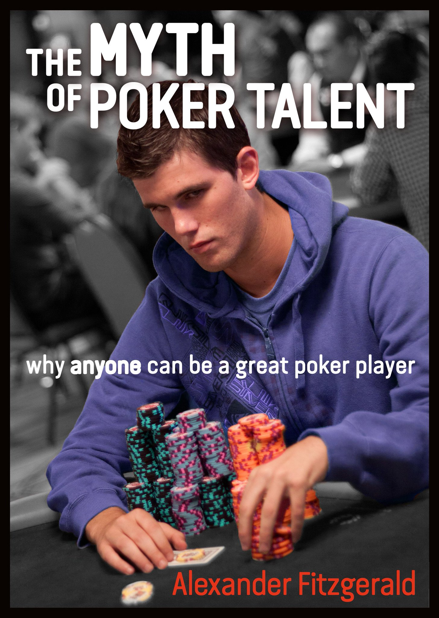"GIVEAWAY!  Follow @DBPoker1 & Retweet this to win ""The Myth of Poker Talent.""  3 winners announced Sept. 14, 9am PST https://t.co/14sq1DCCZw"