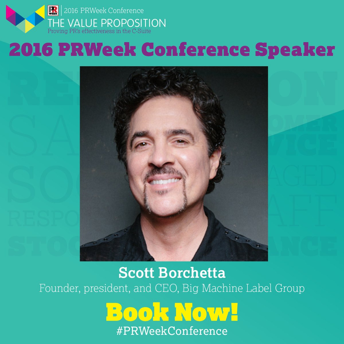 @scottborchetta knows talent. Hear his keys to success at the #PRWeekConference on Oct.13 - https://t.co/0b7KjOgLva https://t.co/pbLuQZDnQc