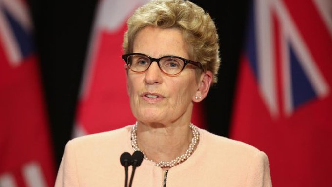 Image result for Ontario Premier Wynne 'concerned' about rapidly rising housing prices