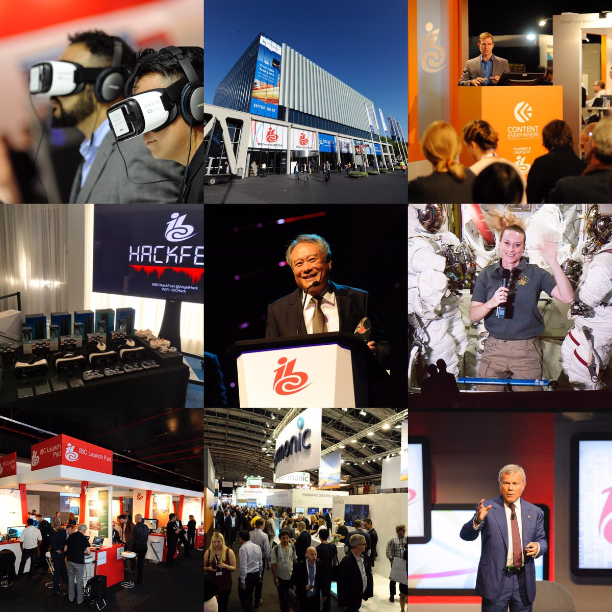That's a wrap! Thank you to all our #IBC2016 attendees, see you again next year! https://t.co/tNyZ5LRe9h