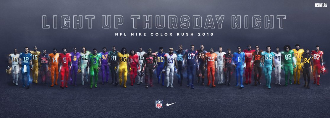We told you something was coming!  Will #ColorRush light up your Thursday?  Get yours now: https://t.co/huyoKlLIz7 https://t.co/sRQwagc1ud