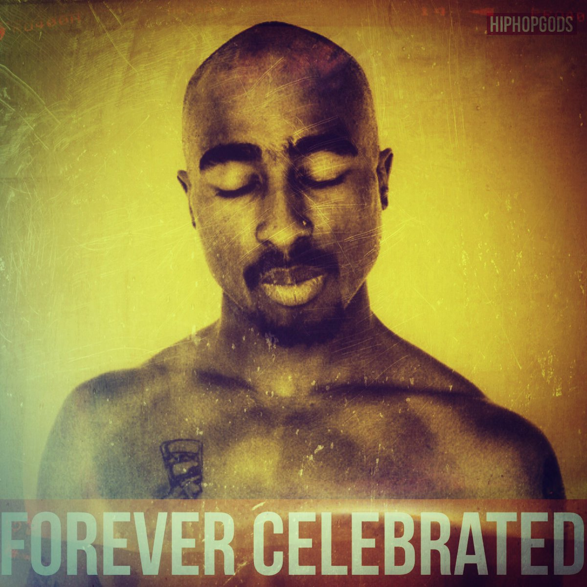 Clearly remember being in L.A. twenty years ago when the terrible news broke. R.I.P. 2Pac - forever celebrated. https://t.co/RN7QbDgwL2