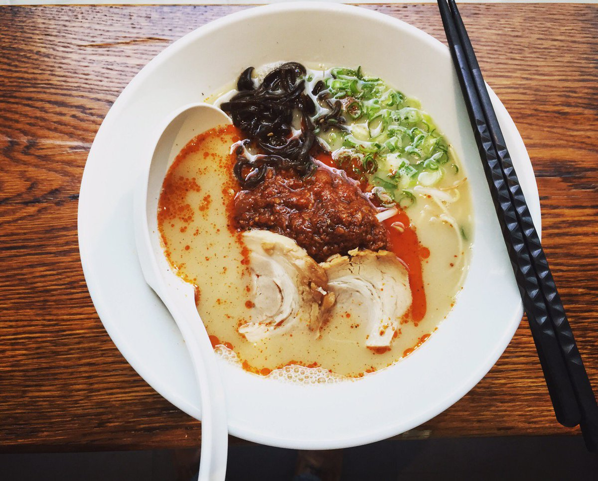 Ippudo London's Best Japanese Ramen