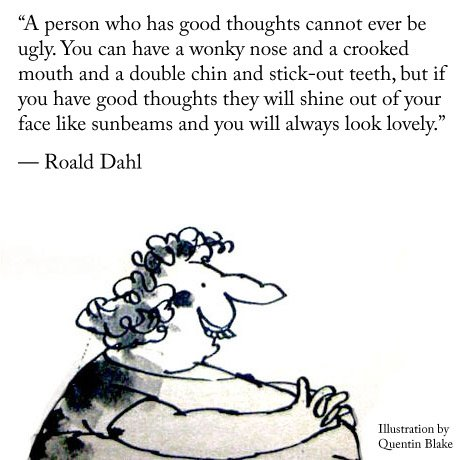 Good thoughts. Happy #RoaldDahlDay ! https://t.co/2Z9aaHtOYg