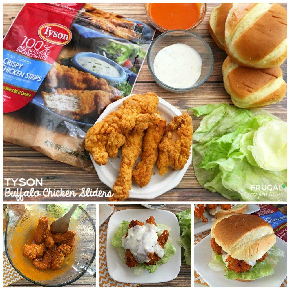 Look what's for dinner! Tyson Buffalo Chicken Sliders @TysonFoods #tysonfoods #ad #dinner https://t.co/8111qKkCBM https://t.co/efygvLuGjv