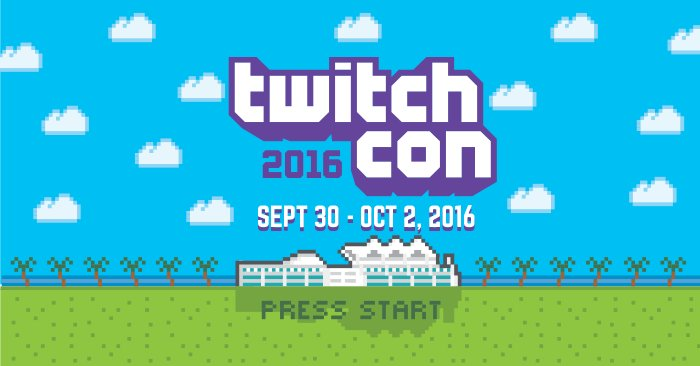 We're counting down to a new kind of convention: @TwitchCon is coming, San Diego! https://t.co/BQ9tKOW0Ex #TwitchCon https://t.co/kyODS4F77V