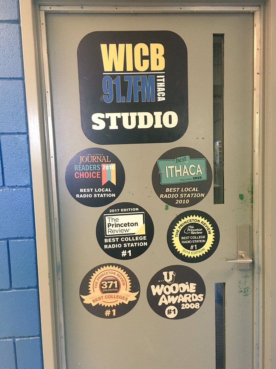 Our studio door is looking snazzy thanks to some new stickers! https://t.co/oMAi599GPS