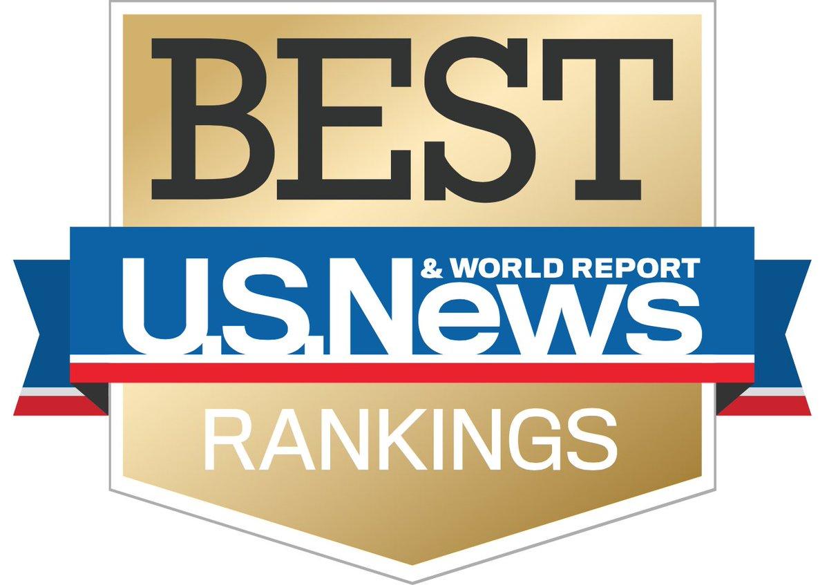 .@usnews ranks the University of Miami 44th in Best National Universities category, #1 in FL https://t.co/CECJmgKjv9 https://t.co/rPaCkrdJIw