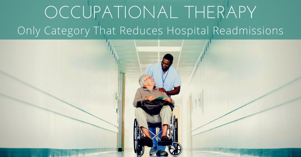 Study finds #occupationaltherapy only spending category to reduce hospital readmissions https://t.co/JXBrsdHI4j https://t.co/hPnQwSrNUj