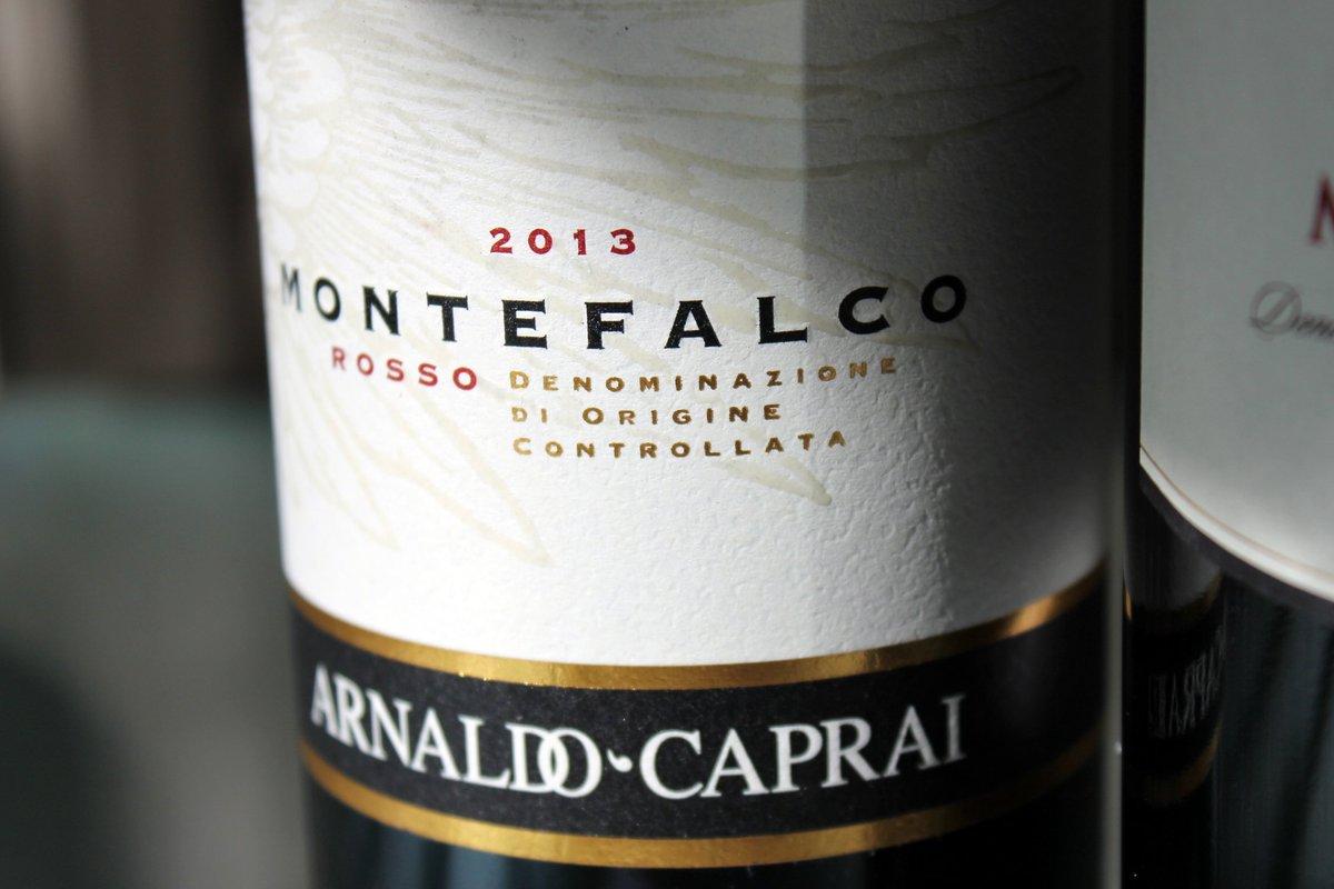 '13 @Arnaldocaprai Montefalco Rosso: Gripping & delightful @ConsSagrantino #FallinMontefalco https://t.co/Urgp5Lc6rt