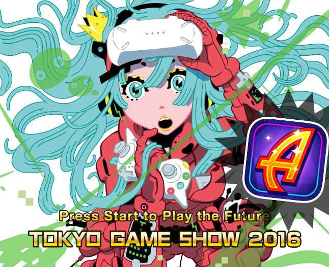 This is the 1st time we'll be showing #PocketArcade in public! Catch us at this year's Tokyo Game Show! https://t.co/40Dg3z8Bxk