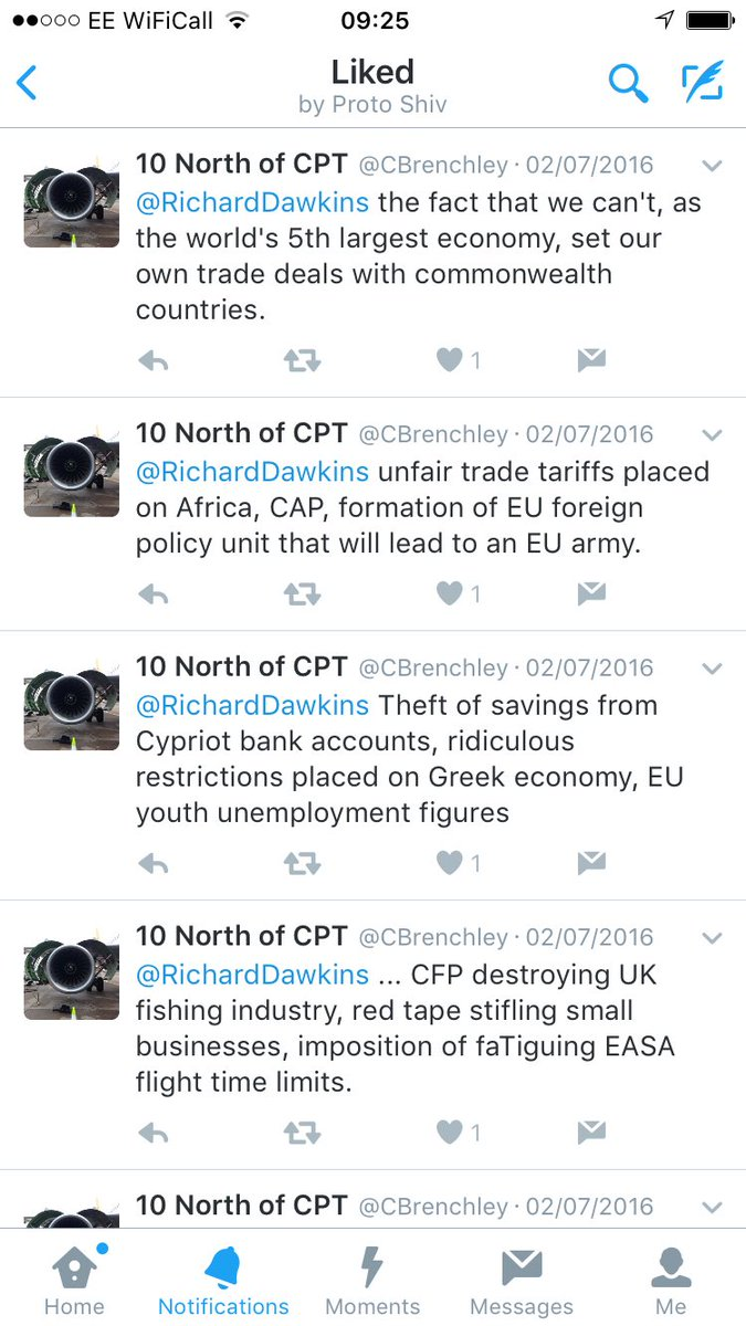 @DanielJHannan @rayleee here's a few of my racist and xenophobic reasons for voting leave: https://t.co/27SIbxF772
