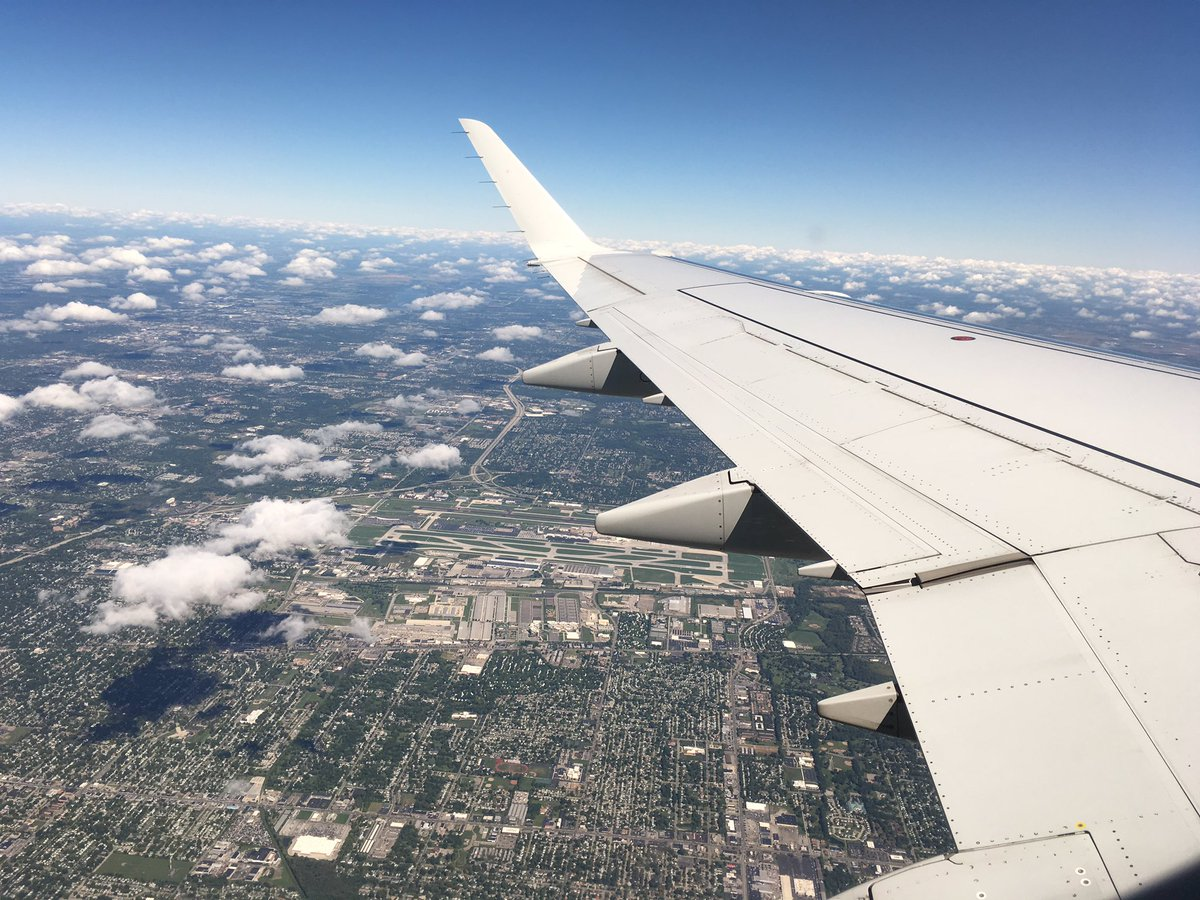 @GEAviation happy #wingseatwednesday! Here's a wing seat fly over of @columbusairport from last weekend https://t.co/hwAghbsPjc