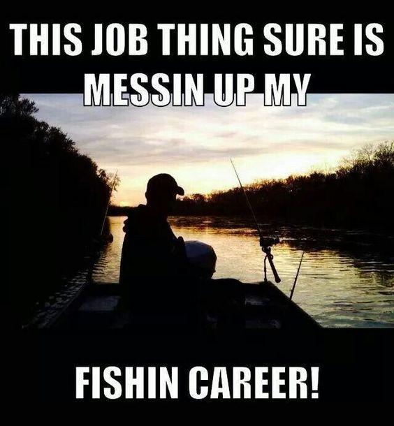 Damn Working getting in the way. Who agrees?   #fishing #flyfishing #<b>Bassfishing</b> #spearfishin